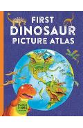 First Dinosaur Picture Atlas - David Burnie