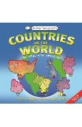 Basher Geography: Countries of the World: An Atlas with Attitude - Mary Budzik
