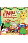 Llama Llama Secret Santa Surprise - Anna Dewdney
