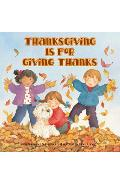 Thanksgiving Is for Giving Thanks! - Margaret Sutherland