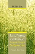 Loss, Trauma, and Resilience: Therapeutic Work with Ambiguous Loss - Pauline Boss