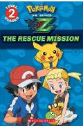 The Rescue Mission (Pok�mon Leveled Reader) - Maria S. Barbo