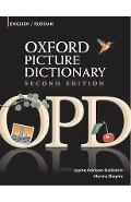 Oxford Picture Dictionary English-Russian: Bilingual Dictionary for Russian Speaking Teenage and Adult Students of English - Jayme Adelson-goldstein