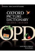 Oxford Picture Dictionary English-Brazilian Portuguese: Bilingual Dictionary for Brazilian Portuguese Speaking Teenage and Adult Students of English - Jayme Adelson-goldstein