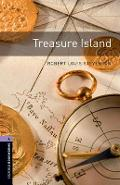 Oxford Bookworms Library: Treasure Island: Level 4: 1400-Word Vocabulary - Robert Louis Stevenson