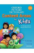 Oxford Picture Dictionary Content Area for Kids English Dictionary - Jenni Santamaria
