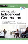 Working with Independent Contractors - Stephen Fishman