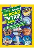 Ngk Ultimate U.S. Road Trip Atlas, 2nd Edition - Crispin Boyer
