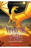 Wings of Fire Book Five: The Brightest Night, Volume 5 - Tui T. Sutherland