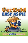 Garfield Easy as Pie: His 69th Book - Jim Davis