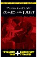 Romeo and Juliet Thrift Study Edition - William Shakespeare