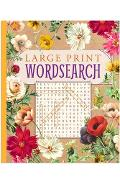 Large Print Wordsearch - Eric Saunders