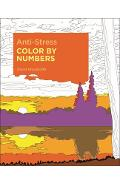 Anti-Stress Color by Numbers - David Woodroffe