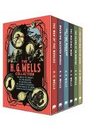 The H. G. Wells Collection: Boxed Set - Herbert George Wells