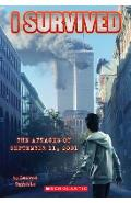 I Survived the Attacks of September 11th, 2001 (I Survived #6) - Lauren Tarshis