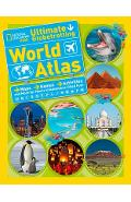 National Geographic Kids Ultimate Globetrotting World Atlas: Maps, Games, Activities, and More for Hours of Adventure-Filled Fun! - National Geographic Kids