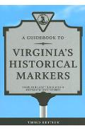 A Guidebook to Virginia's Historical Markers - Virginia Department Of Historic Resource
