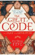 The Great Code the Bible and Literature - Northrop Frye