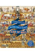 Stephen Biesty's Cross-Sections Man-Of-War - Stephen Biesty