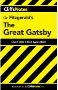 Cliffsnotes on Fitzgerald's the Great Gatsby - Kate Maurer