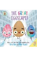 The Good Egg Presents: The Great Eggscape! [With Two Sticker Sheets] - Jory John