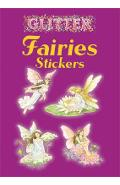 Glitter Fairies Stickers - Darcy May
