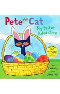 Pete the Cat: Big Easter Adventure [With 12 Easter Cards and Poster] - James Dean