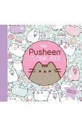 Mini Pusheen Coloring Book - Claire Belton