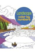 Landscape Color by Numbers - David Woodroffe