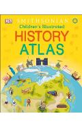 Children's Illustrated History Atlas - Dk
