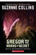 The Underland Chronicles #4: Gregor and the Marks of Secret - Suzanne Collins