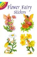 Garden Fairy Stickers [With Stickers] - Darcy May
