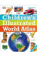 Children's Illustrated World Atlas - Dk