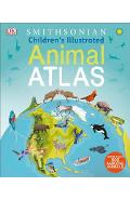 Children's Illustrated Animal Atlas - Dk