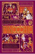 Adventures of Pinocchio, the [ilustrated with Interactive Elements] - Carlo Collodi