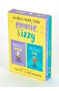 Adventures in Middle School 2-Book Box Set: Invisible Emmie and Positively Izzy - Terri Libenson