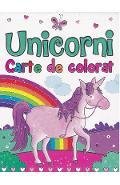 Unicorni. Carte de colorat - Brown Watson