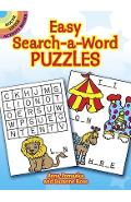 Easy Search-A-Word Puzzles - Anna Pomaska