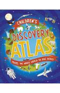 Children's Discovery Atlas: Travel the World in One Book! - Anita Ganeri