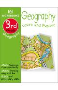 DK Workbooks: Geography, Third Grade: Learn and Explore - Dk