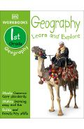 DK Workbooks: Geography, First Grade: Learn and Explore - Dk