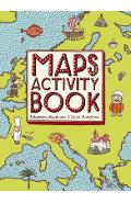 Maps Activity Book - Aleksandra Mizielinska