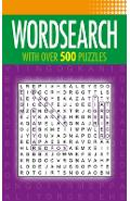 Wordsearch: With Over 500 Puzzles - Eric Saunders
