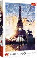 Puzzle 1000. Paris in zori