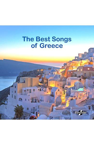 CD The best songs of Greece