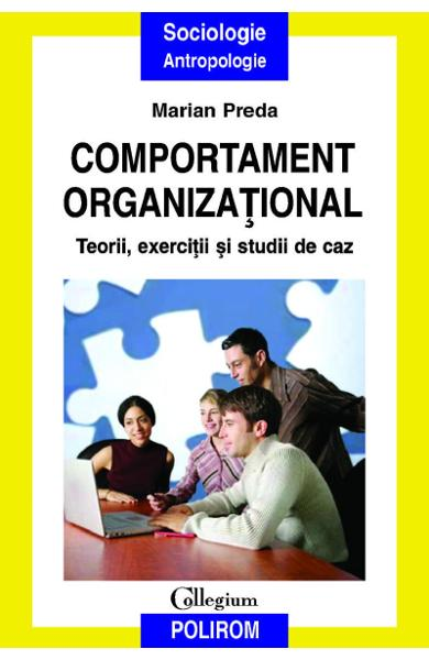 Comportament organizational - Marian Preda