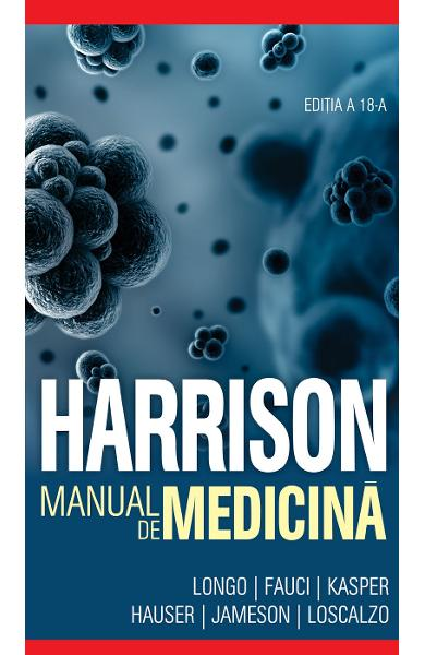 Harrison. Manual de medicina Ed.18