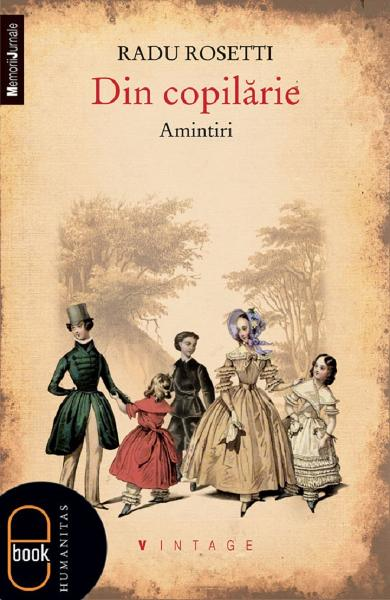eBook Din copilarie: Amintiri