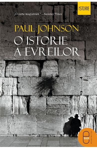 eBook O istorie a evreilor - Paul Johnson