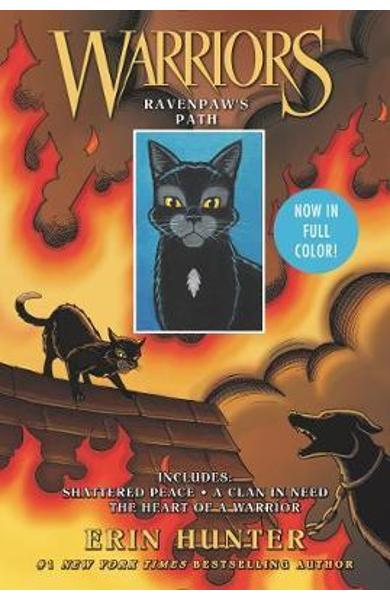 Warriors: Ravenpaw's Path - Erin Hunter